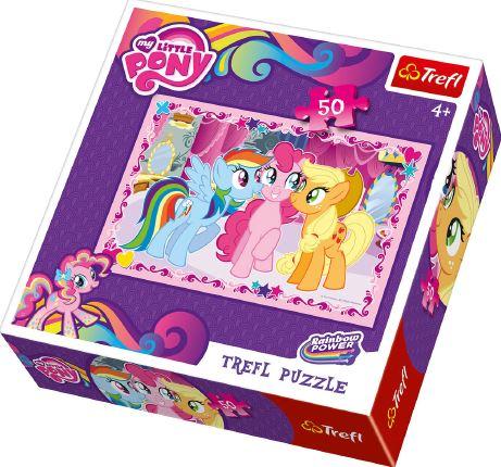 Puzzle Trefl 50 My Little Pony