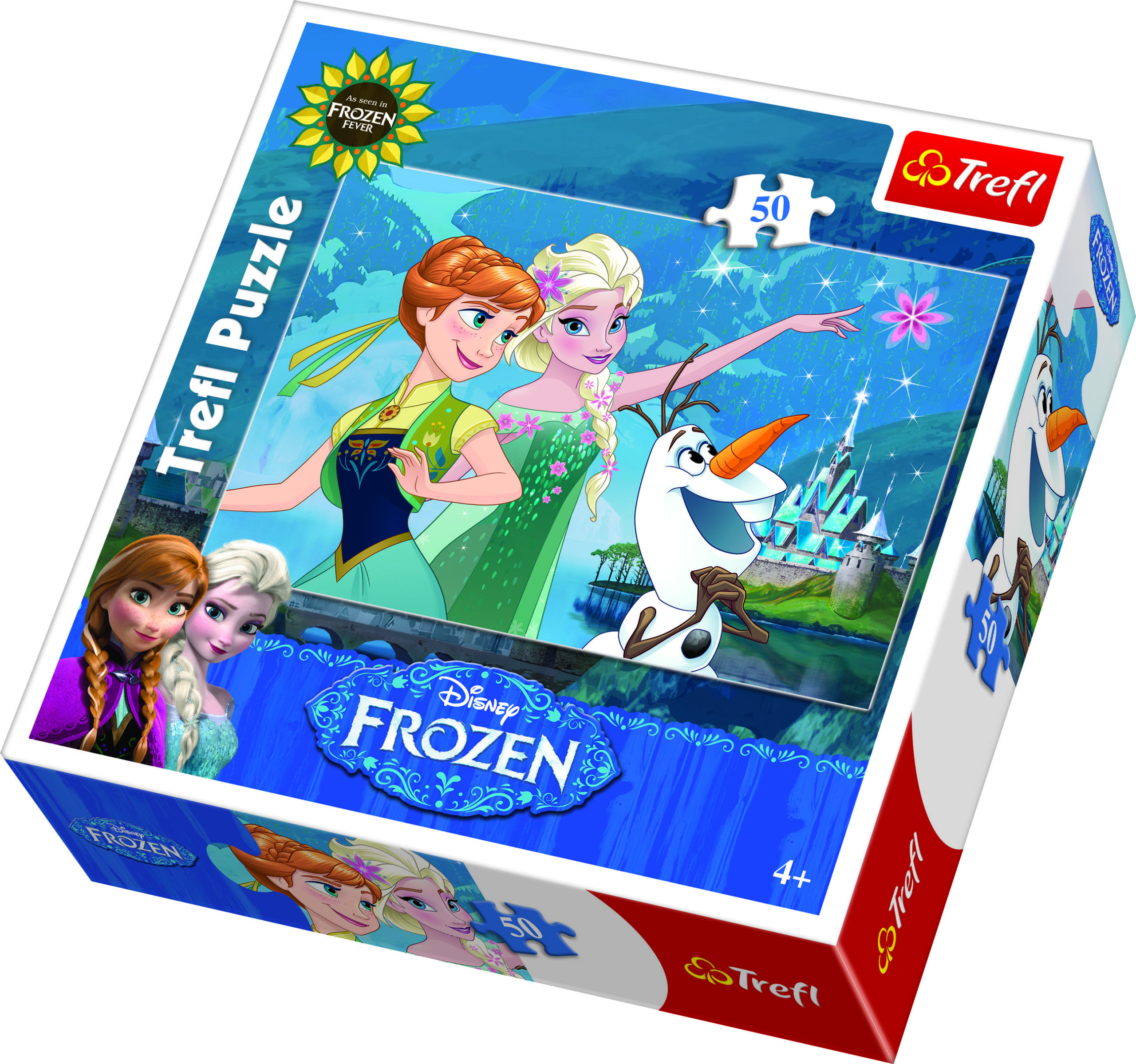 Puzzle Trefl 50 Frozen