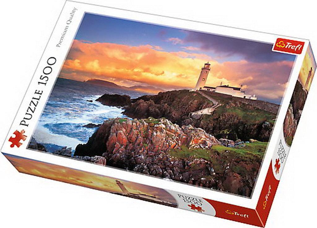Puzzle Trefl 1500 Far In Irlanda