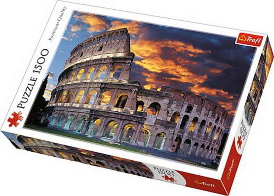 Puzzle Trefl 1500 Coloseumul Din Roma