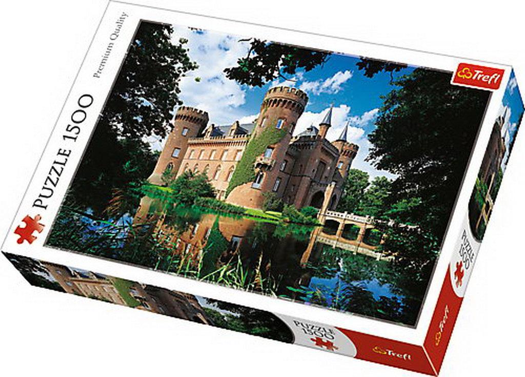 Puzzle Trefl 1500 Castelul Moyland Germania