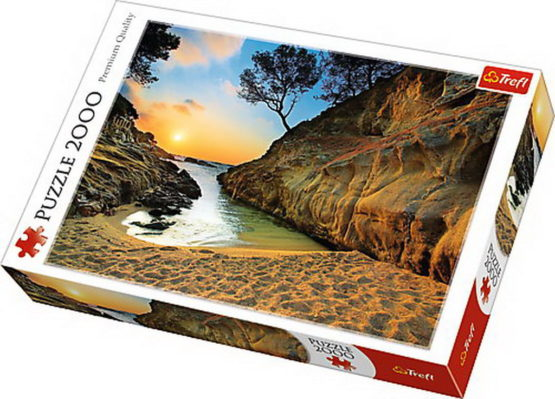 Puzzle Trefl 2000 Rasarit In Costa Brava