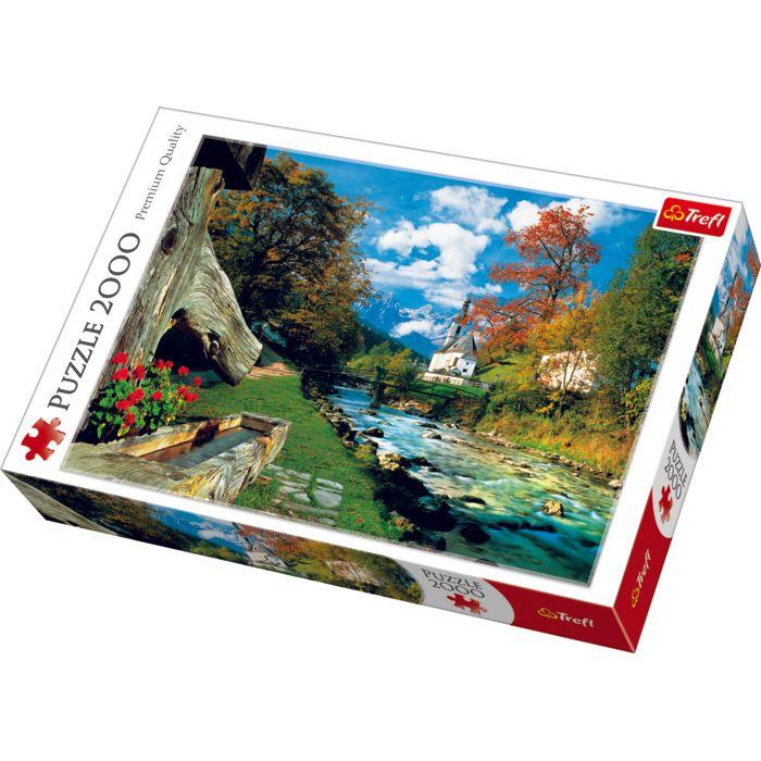 Puzzle Trefl 2000 Alpii Din Bavaria