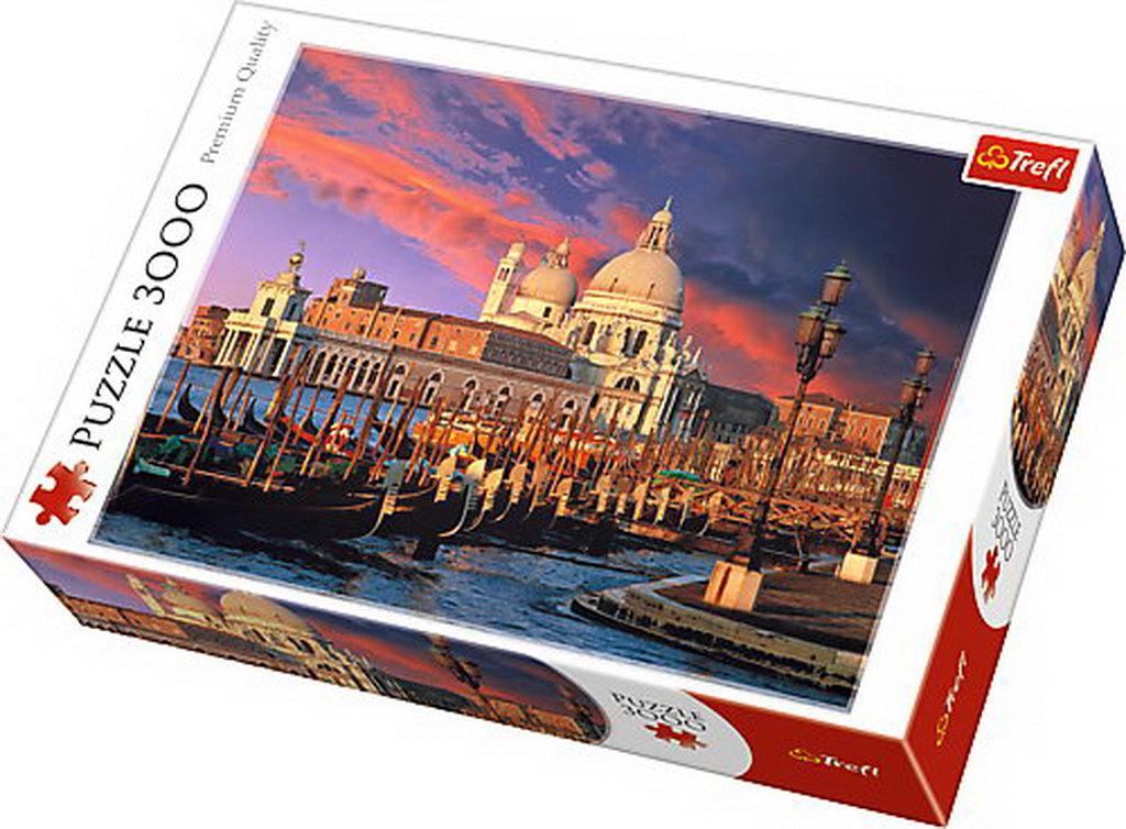 Puzzle Trefl 3000 Santa Maria Venetia