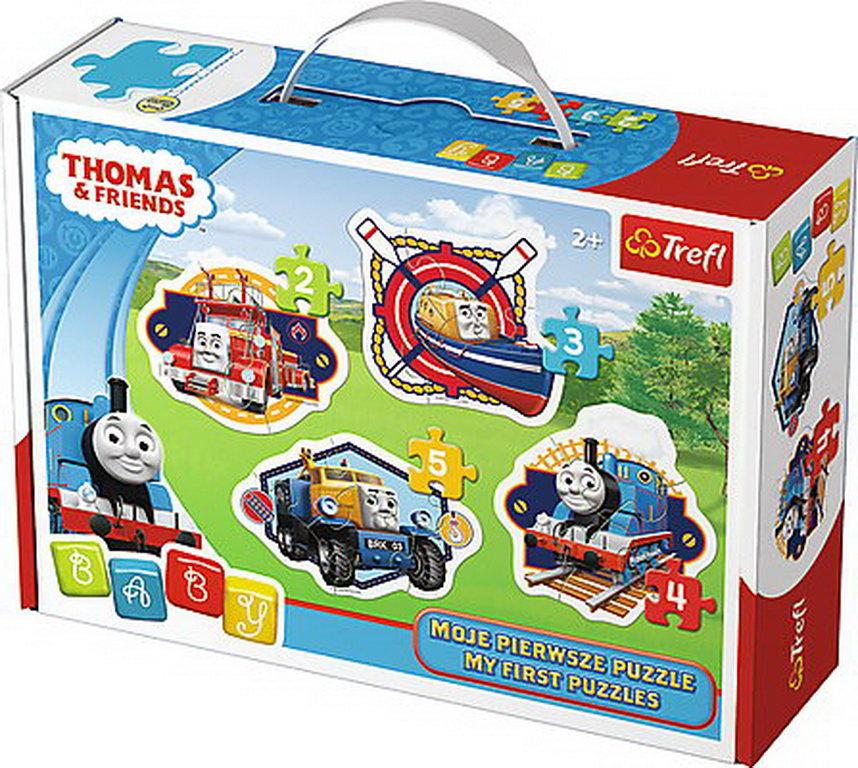Puzzle Trefl Baby Clasic Thomas Si Prietenii