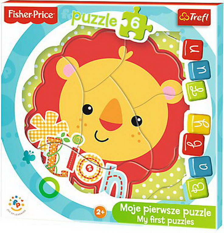 Puzzle Trefl Baby Fun Leusor