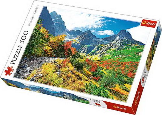 Puzzle Trefl 500 Toamna In Muntii Tatra