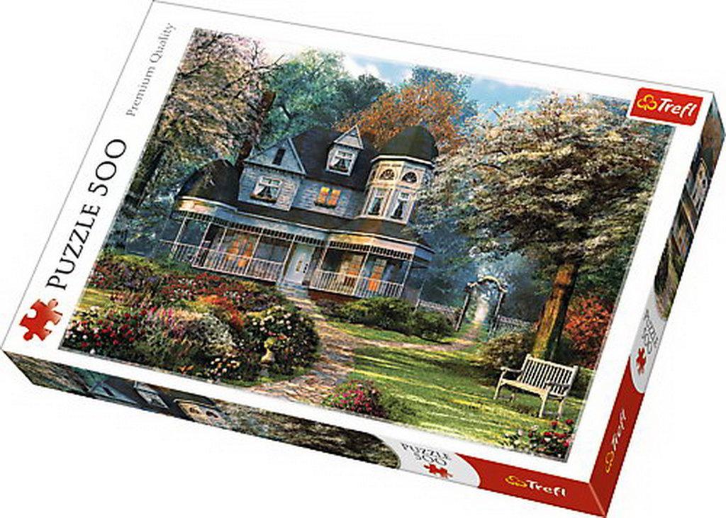 Puzzle Trefl 500 Casa Visurilor