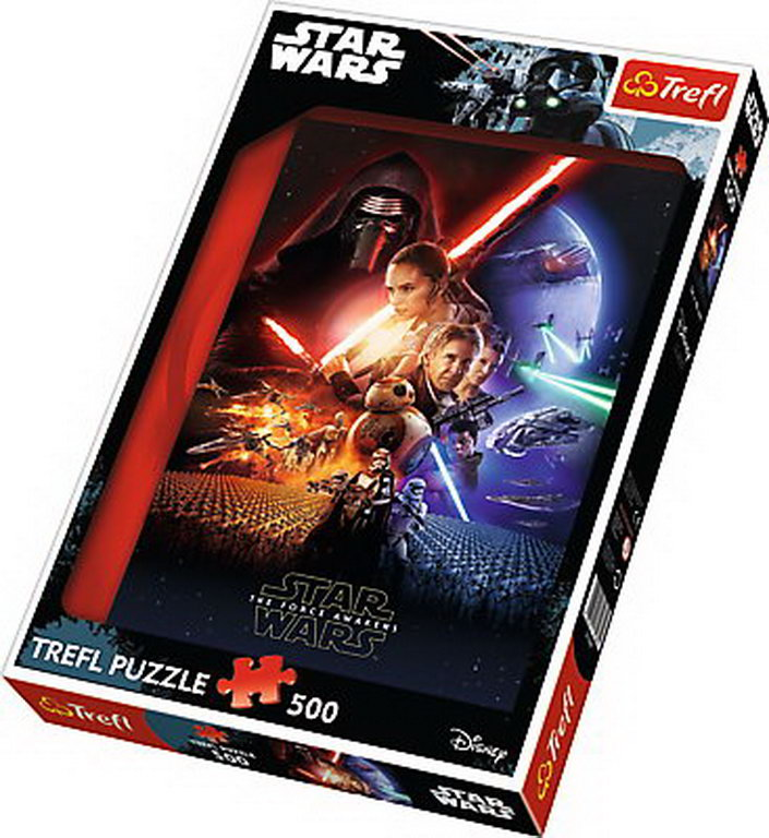 Puzzle Trefl 500 Star Wars The Force Awakens
