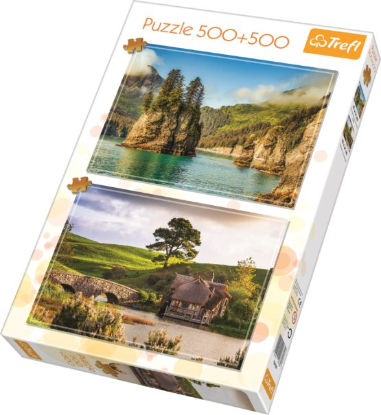 Puzzle Trefl 500 Si 500 Parc National