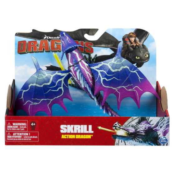 Dragon In Actiune Skrill