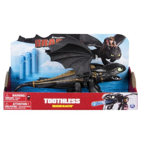 Dragon Blaster Lanseaza Proiectile Stirbul