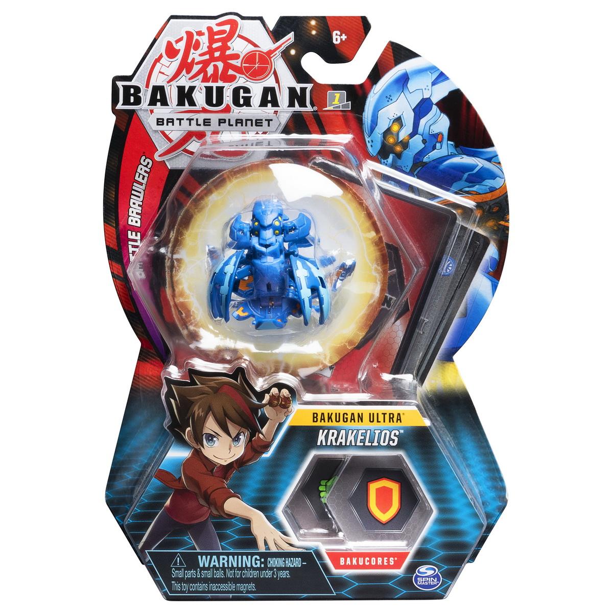 Bakugan Ultra Bila Krakelios