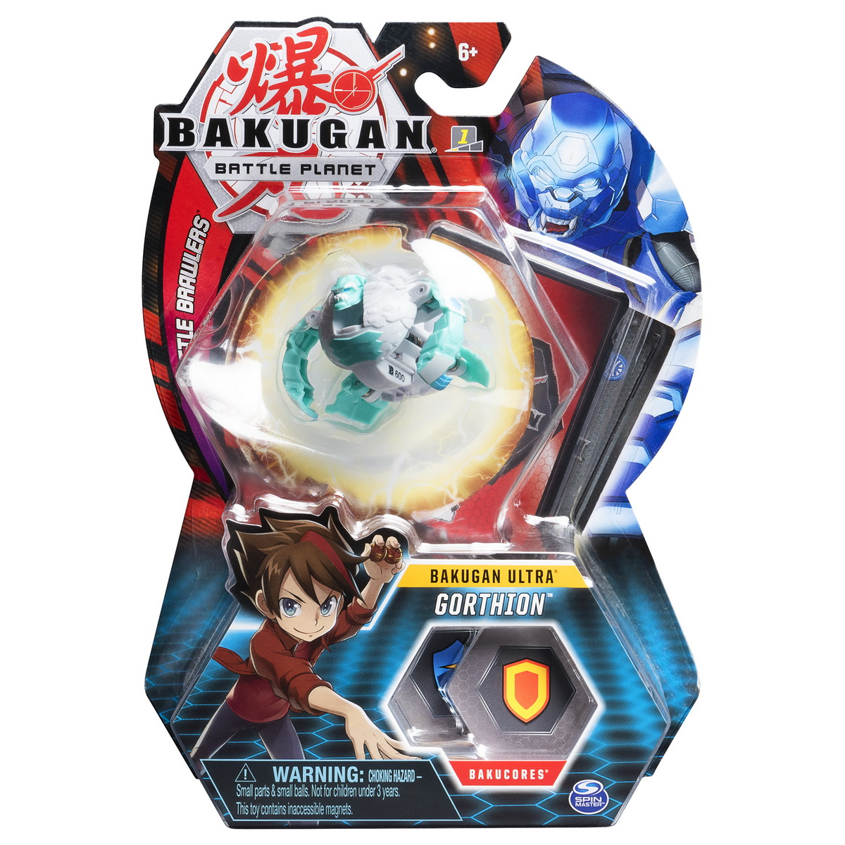 Bakugan Ultra Bila Gorthion