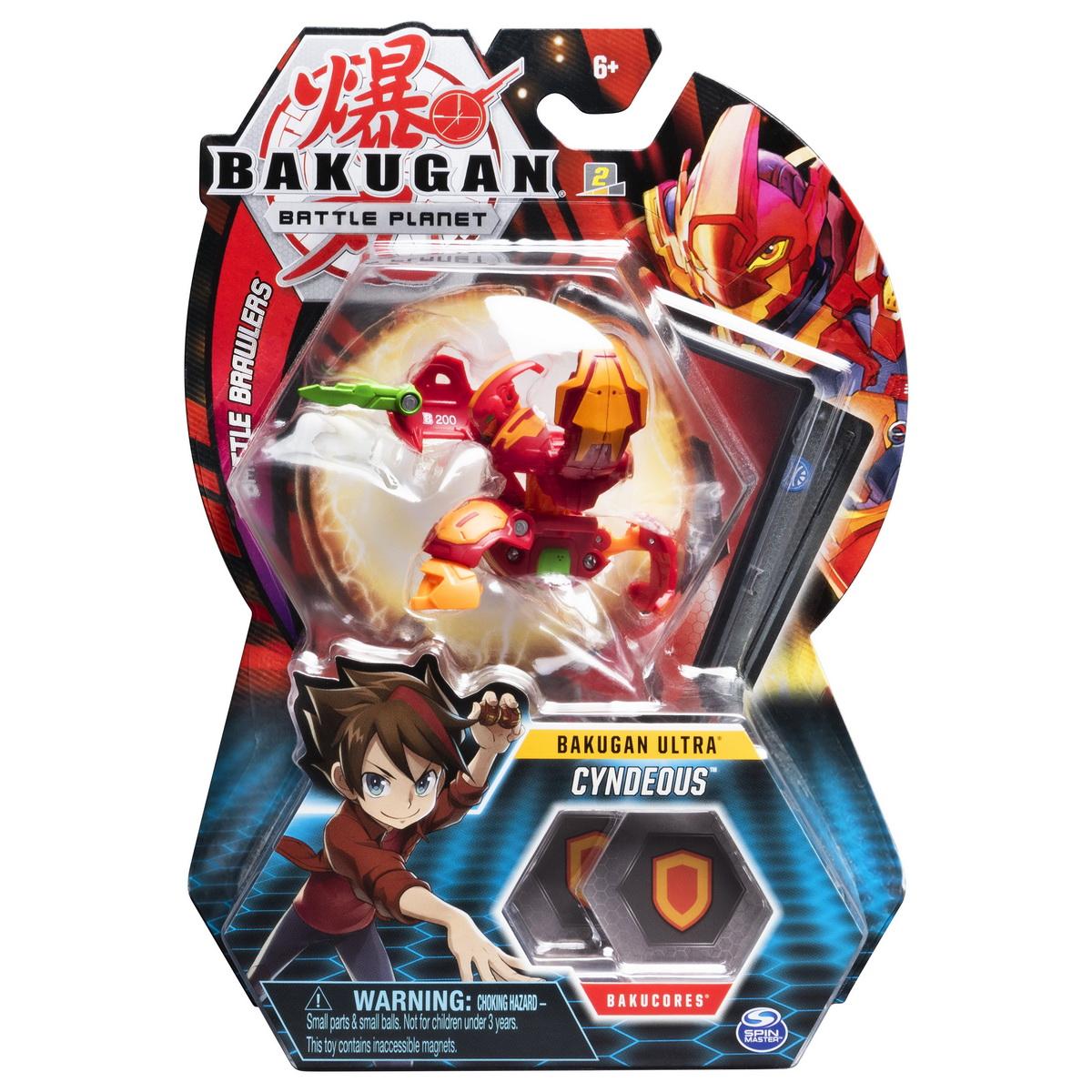 Bakugan Ultra Bila Cyndeous