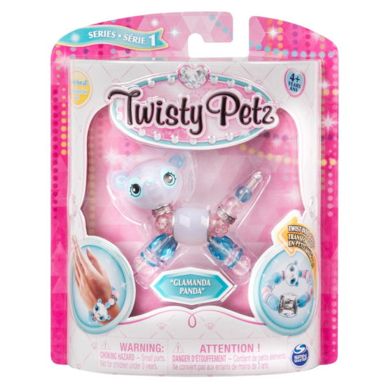 Twisty Petz Bratara Animalut Pentru Colectionat Panda