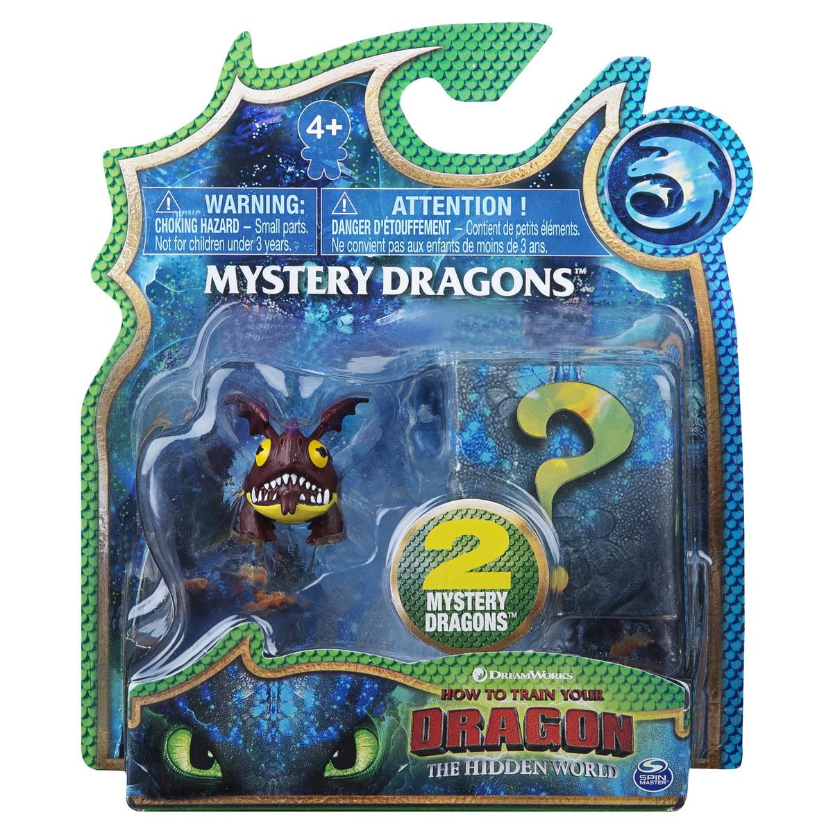 Set 2 Dragoni In Pachet Stormfly Si Surpriza