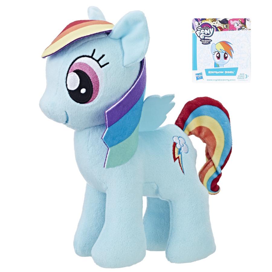Mlp Soft Plus 25cm Rainbow Dash