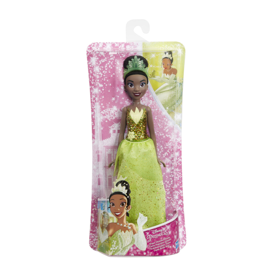 Papusa Printesa Stralucitoare Tiana