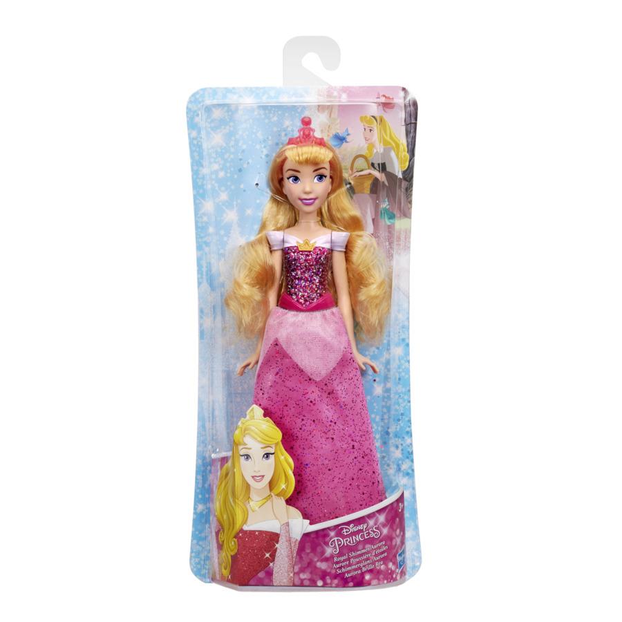 Papusa Printesa Stralucitoare Aurora