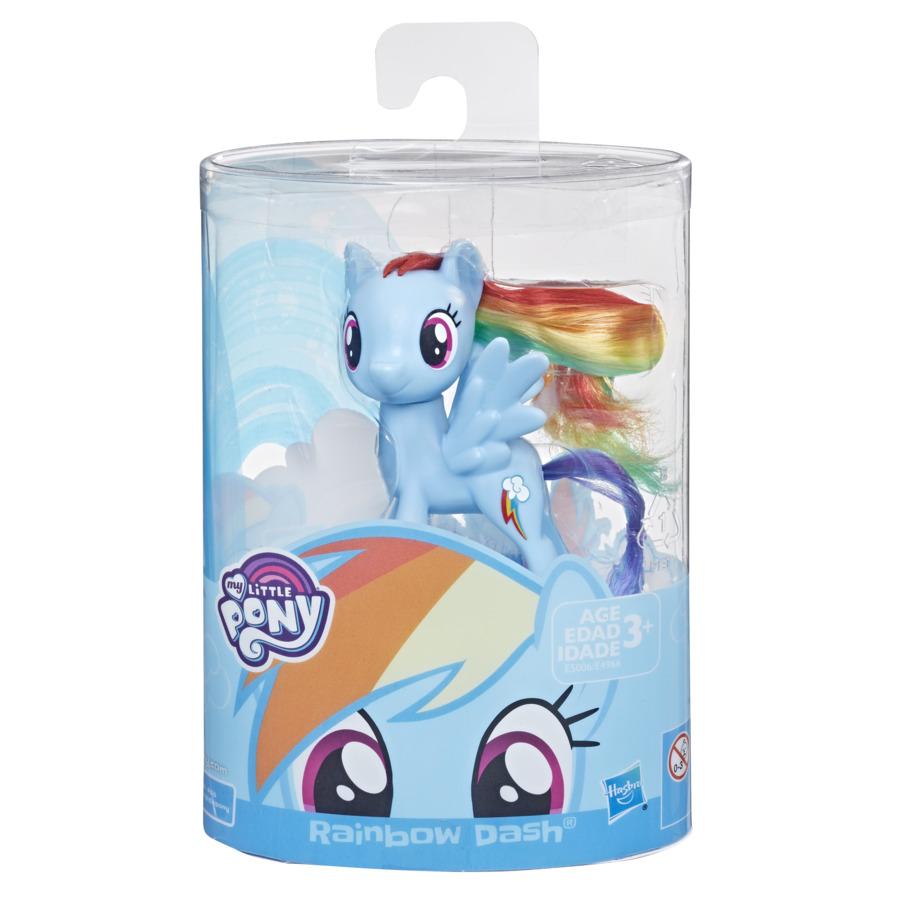 Mlp Figurina Ponei Rainbow Dash