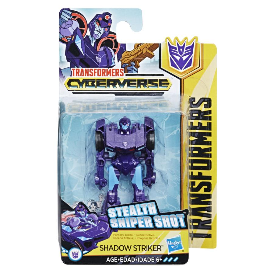 Transformers Cyberverse Shadow Striker