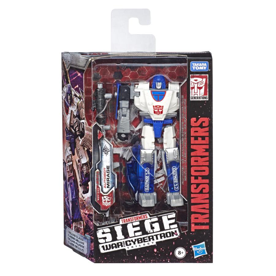 Transformers Robot Deluxe Autobot Mirage