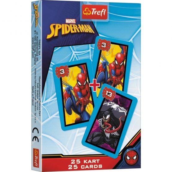 Carti De Joc Pacalici Super Eroul Spiderman