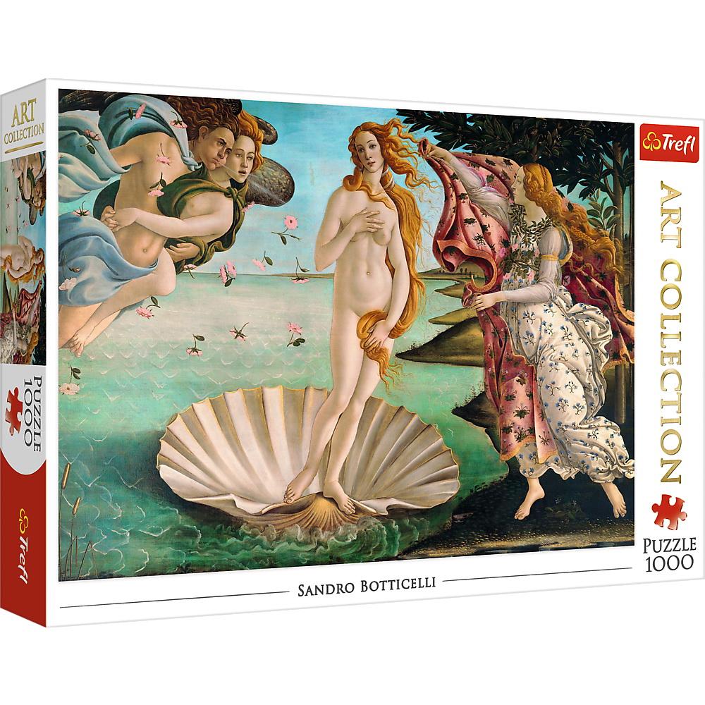 Puzzle Trefl 1000 Nasterea Lui Venus Botticelli