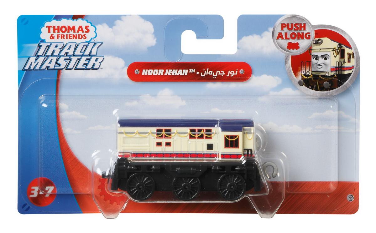 Thomas Locomotiva Cu Vagon Push Along Noor Jehan