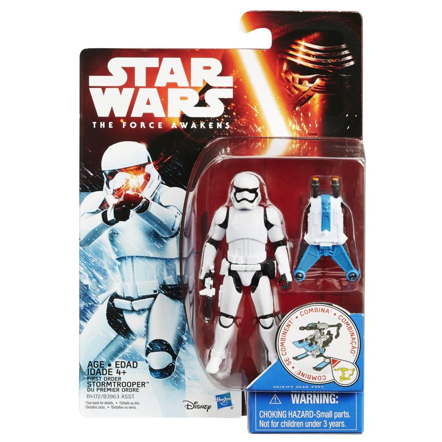 Figurina Snowdesert Starwars Episodul Vii Stormtrooper