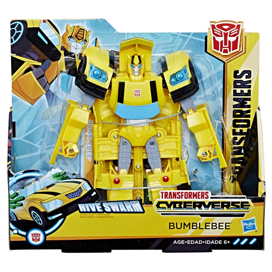 Transformers Ultra Bumblebee Hive Swarm