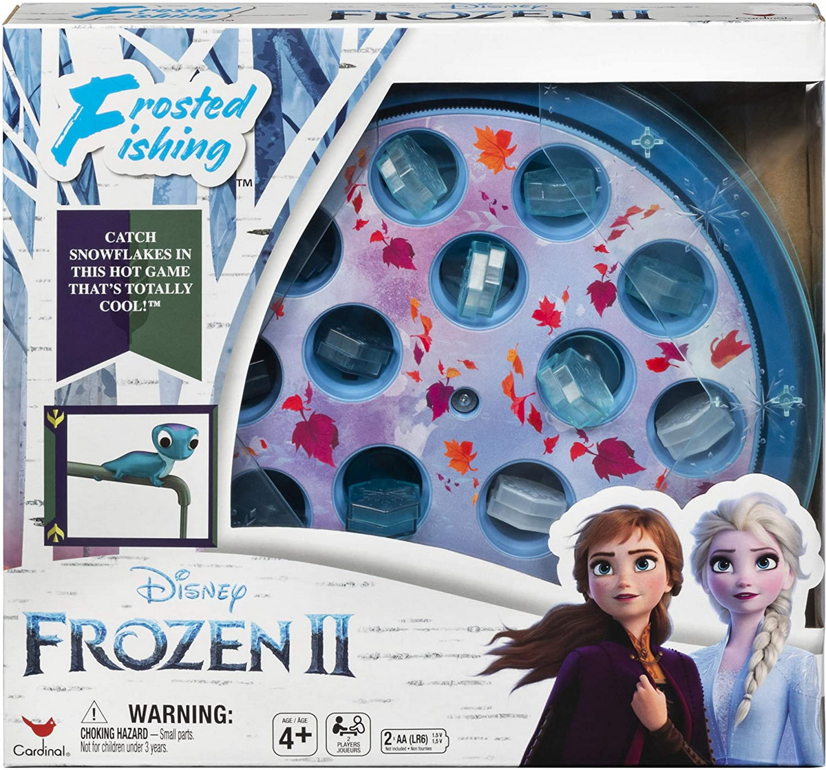 Joc De Pescuit Frozen2 Cu Functii Sonore