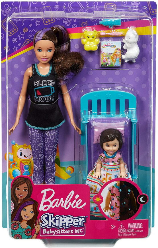 Barbie Family Mergem La Nani