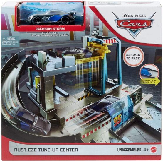Set De Joaca Cars Centrul Lui Rusteze