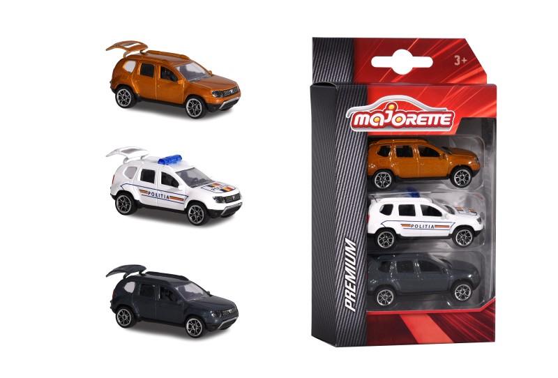 Set 3 Machete Dacia Duster