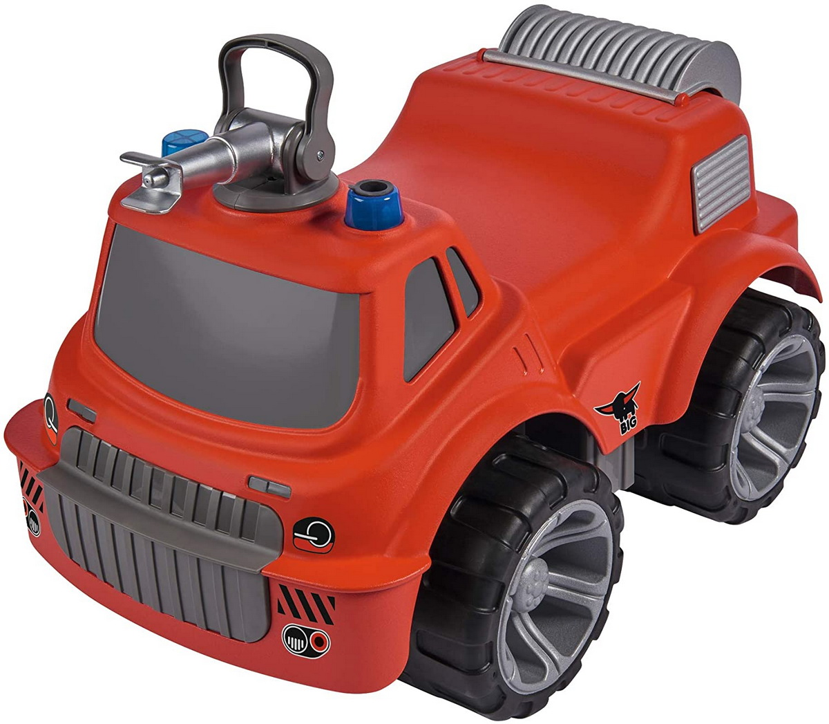Big Masina De Pompieri Cu Scaun Maxi Firetruck