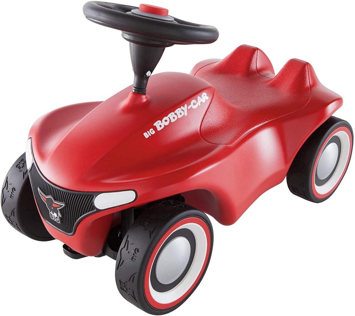 Big Bobbycar Premergator Neo Red