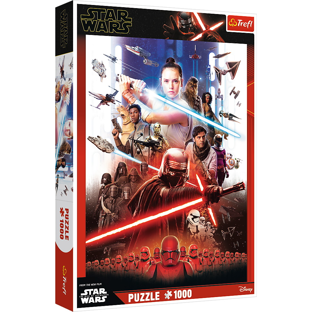 Puzzle Trefl 1000 Star Wars Episodul Ix