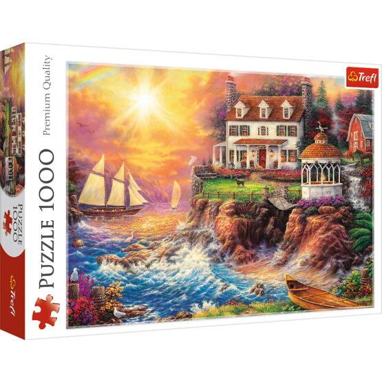 Puzzle Trefl 1000 O Priveliste Spectaculoasa