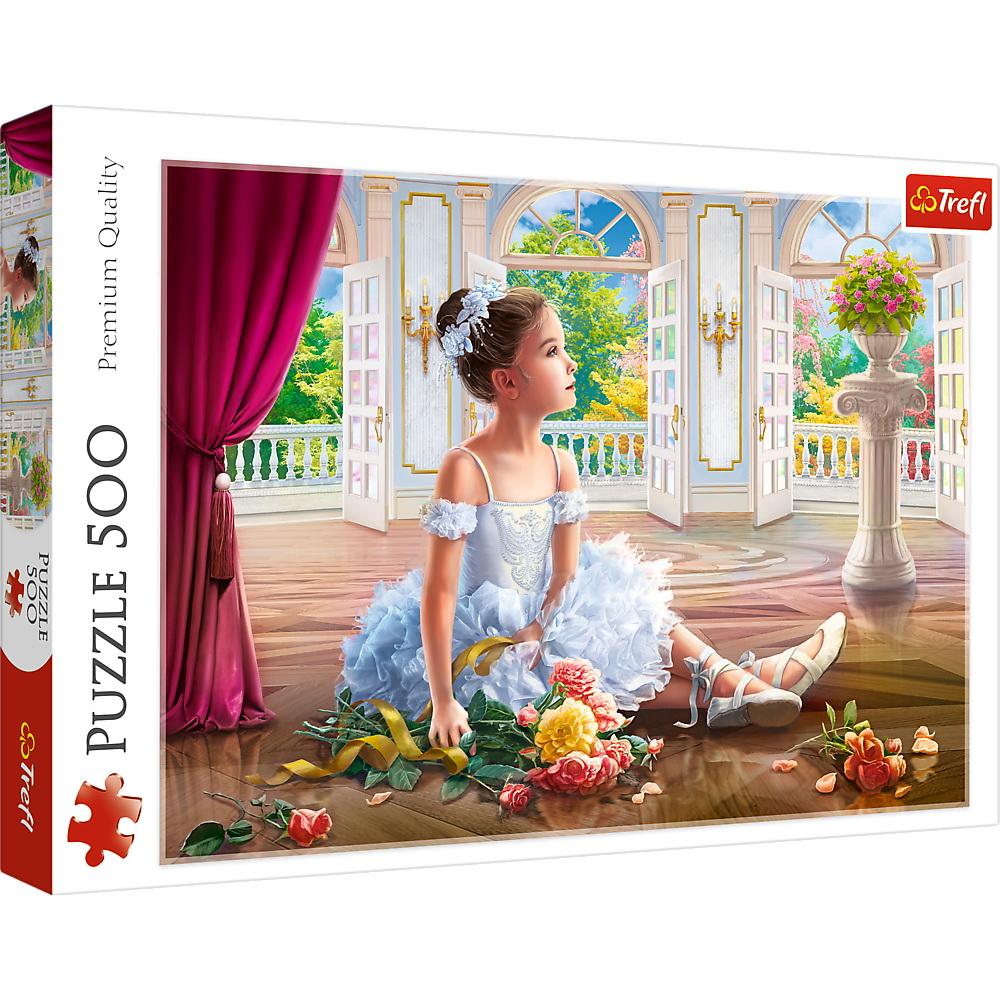 Puzzle Trefl 500 Micuta Balerina
