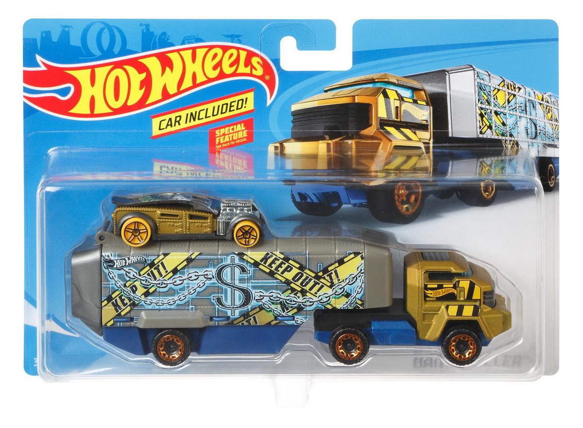 Set Camion Si Masina Sport Bank Roller