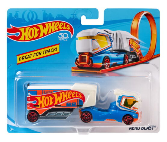 Hot Wheels Camion Aero Blast