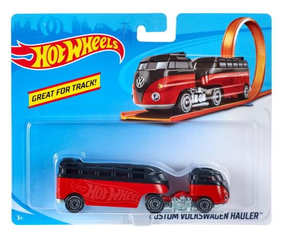 Hot Wheels Camion Custom Volkswagen Hauler
