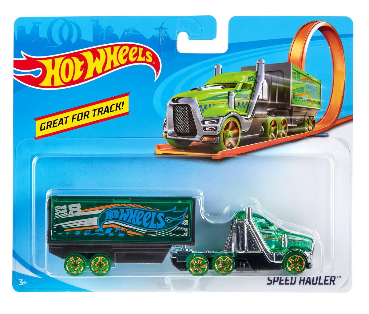 Hot Wheels Camion Speed Hauler
