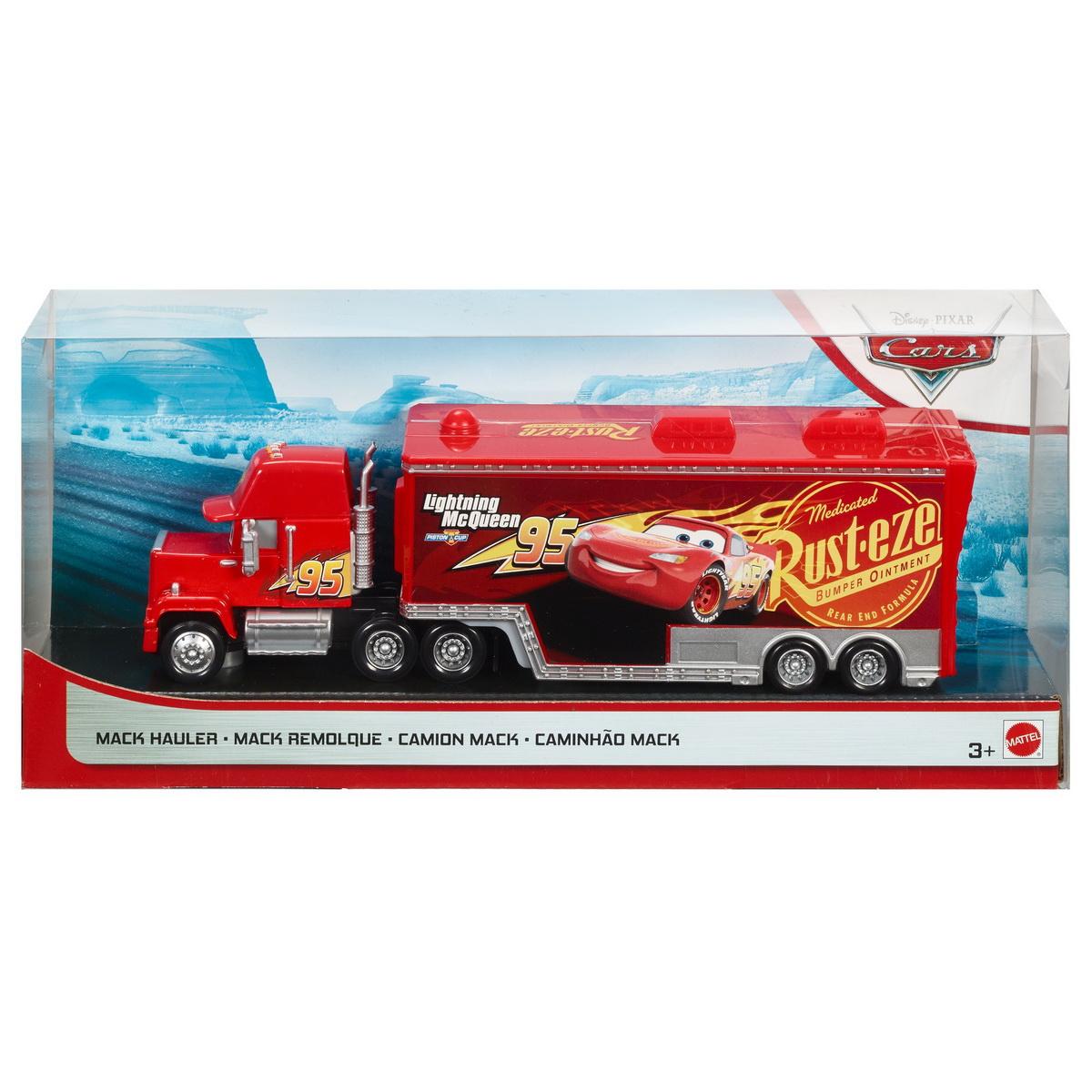 Cars Camionul Mack