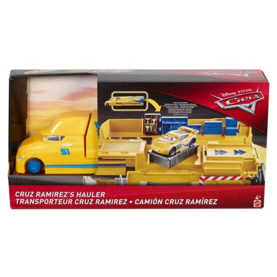 Cars Set De Joaca Mega Transportatorul Lui Cruz Ramirez