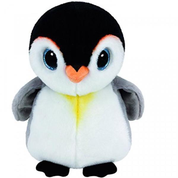 Plus Ty 24cm Boos Pinguinul Cel Haios