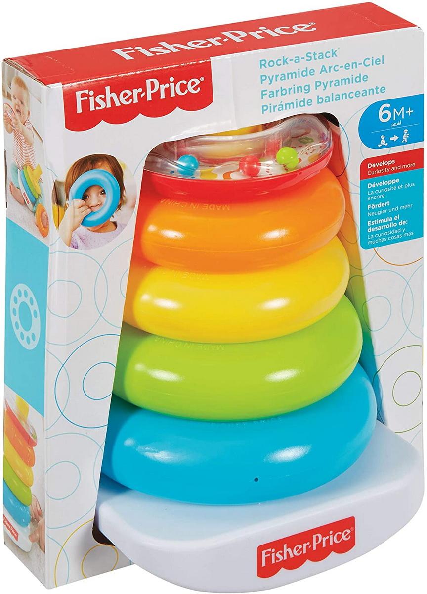 Fisher Price Construieste Piramida