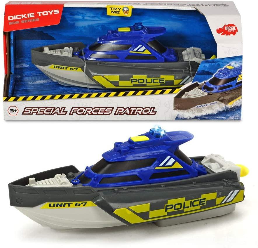 Barca Rapida Fortele Speciale 24cm